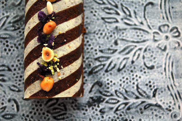 フランス定番「栗×カシス」を鹿児島のふくれ菓子にアレンジ