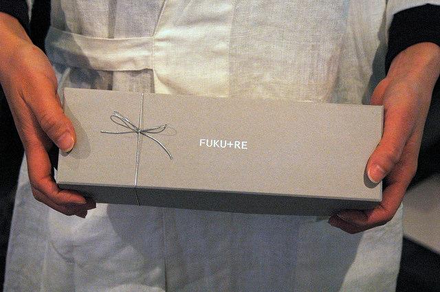 フクレのギフトボックスフルサイズ