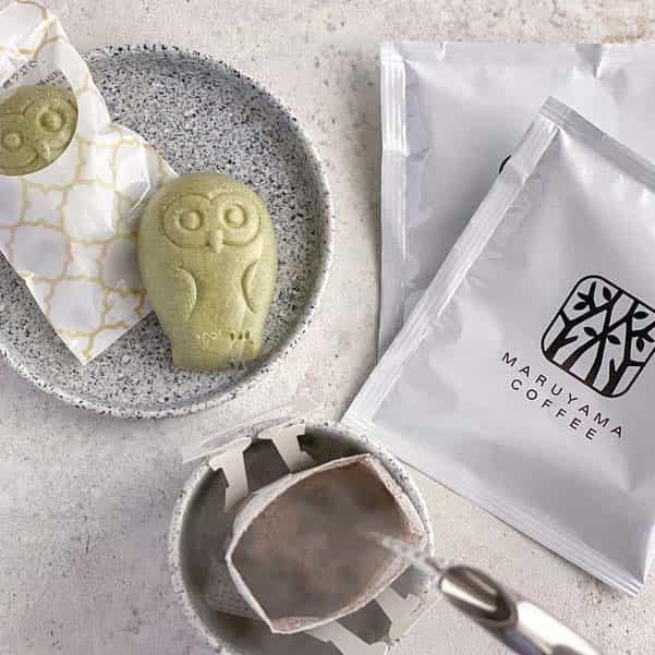 お菓子とドリップコーヒーのギフトセット