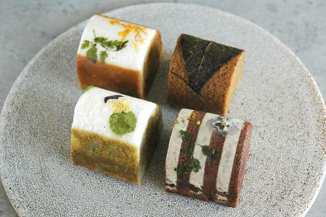 バレンタインに喜ばれるおすすめ和菓子 FUKU+RE ふくれ菓子4種セット