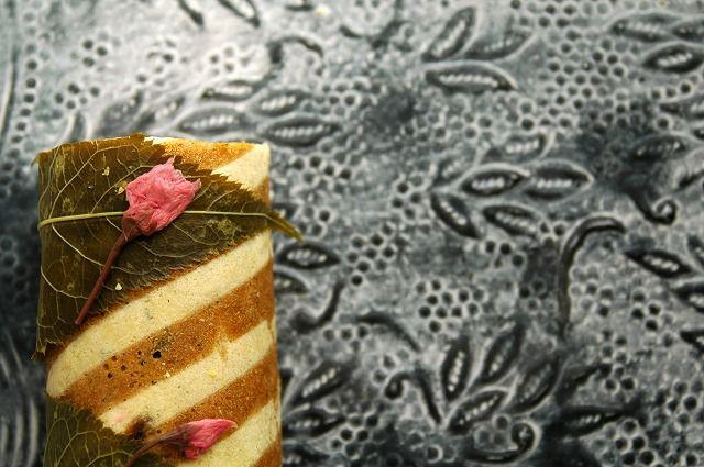 桜とドライチェリーのふくれ菓子
