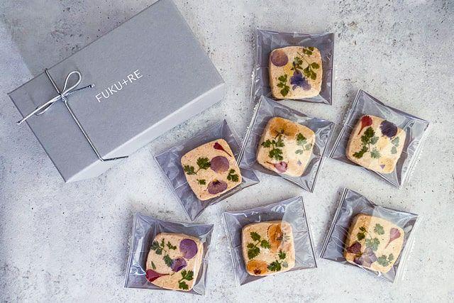 かわいいお花のクッキー