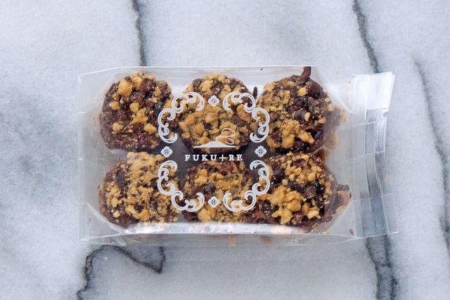 米粉で作った、グルテンフリーのクッキー。プチギフトに。