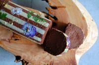 黒酢のテリーヌショコラ、ガトーショコラ、チョコレートケーキ