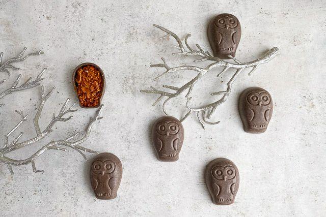 チョコふくろうのフロランタン